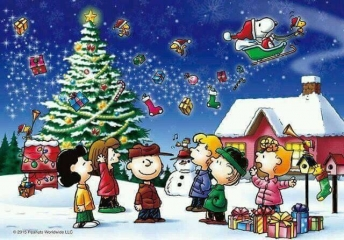 Merry Christmas Charlie Brown